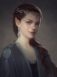Celtic Princess by Selenada