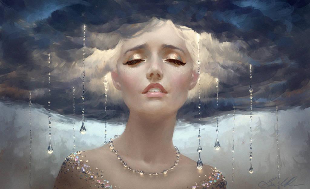 Thunder Rain by Selenada
