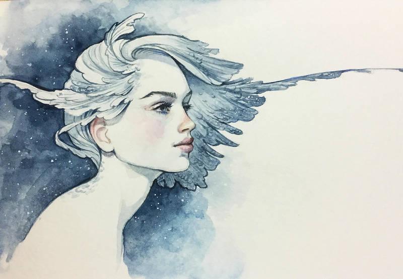 Star Phoenix by Selenada