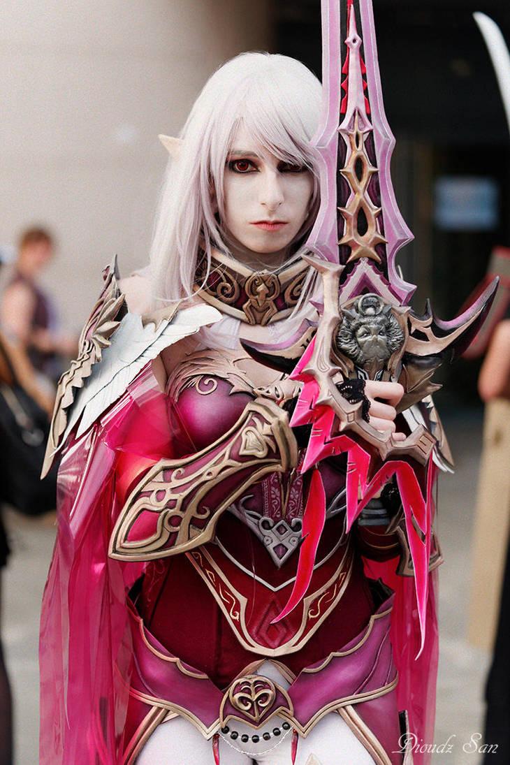 Aion Cosplay aion cosplay - asmodian mastarius armor 04chimeral-cosplayart on