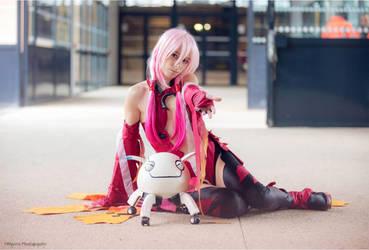 Inori cosplay - Guilty Crown 06 by Chimeral-CosplayArt