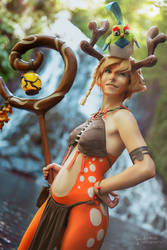 Blossom cosplay - Battlerite 05 by Chimeral-CosplayArt