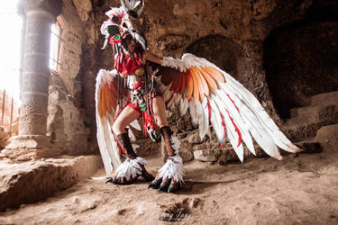 Fury cosplay - Heroes of Might and Magic VI by Chimeral-CosplayArt