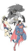 Trinity by dorkynoodle