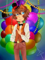 Toy Freddy  by Jhumimi