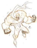 Venom Clenchin' Fists by timmytom