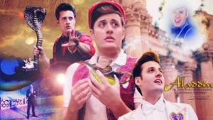 Aladdin The Diamond in the Rough - Nick Pitera by Dreamvisions86
