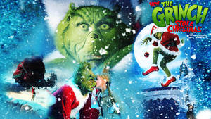 How the Grinch Stole Christmas by Dreamvisions86