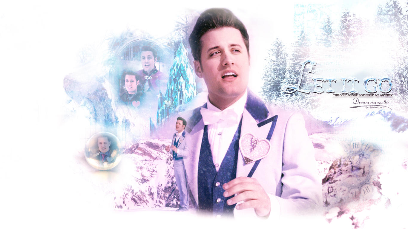 Let It Go - Nick Pitera by Dreamvisions86