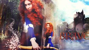 Brave - Disney Pixar by Dreamvisions86