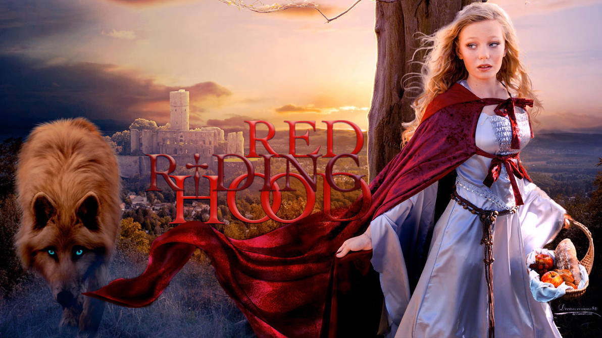 Red Riding Hood by Dreamvisions86