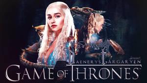 Game Of Thrones - Daenerys Targaryen by Dreamvisions86
