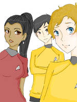 Crappy Star Trek fanart xD by strawberry-sama74