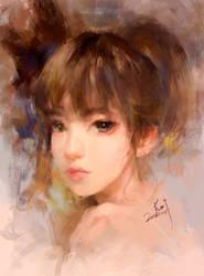 portrait by Ryan-Zen
