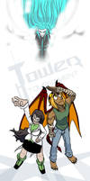 Tower Tournament Cover by ZiBaricon