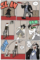Fraud's Day Out 14 by ZiBaricon