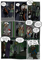 Fraud's Day Out 21 by ZiBaricon
