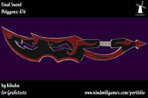 Sword by BrokenWindmill