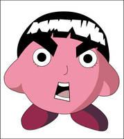 Rocklee Kirby by BrokenWindmill