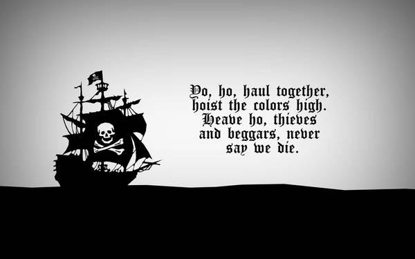 Pirates Wallpaper by BrokenWindmill