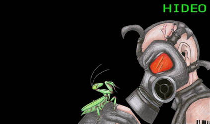 Psycho Mantis by MentaShizaki