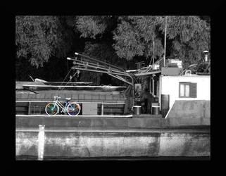 Ignored bicycle by katttinka by HungaroMania