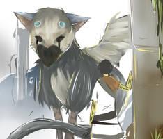 The Last Guardian by anoneki
