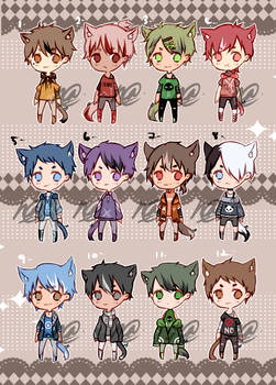more adopts yay by anoneki