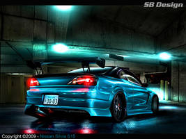 SBDesign Nissan Silvia s15 by SB-Design
