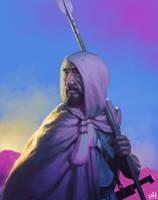 Abu Dzar by Widhi