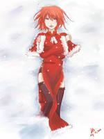 Lost, Alone - Kagura -Gintama by ShaoranKun