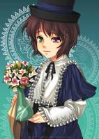 Rozen Portraits 2 - Souseiseki by kuridoki