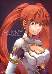 Commission - Rummy by kuridoki