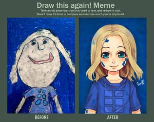 Before-After Meme by kuridoki