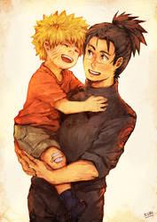 Like a Little Brother by kuridoki