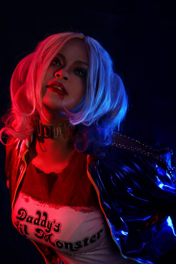 Harley Quinn by oscanN