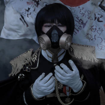 APH Japan cosplay by oscanN