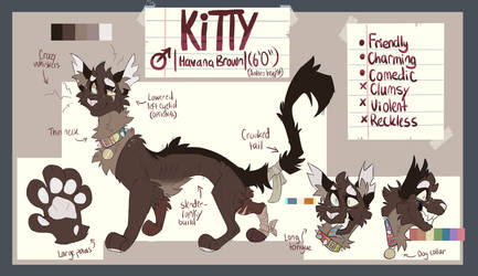 Kitty Reference - Nov 2018 by WeHaveCandy