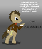 I am THE DOCTOR by SethTurner