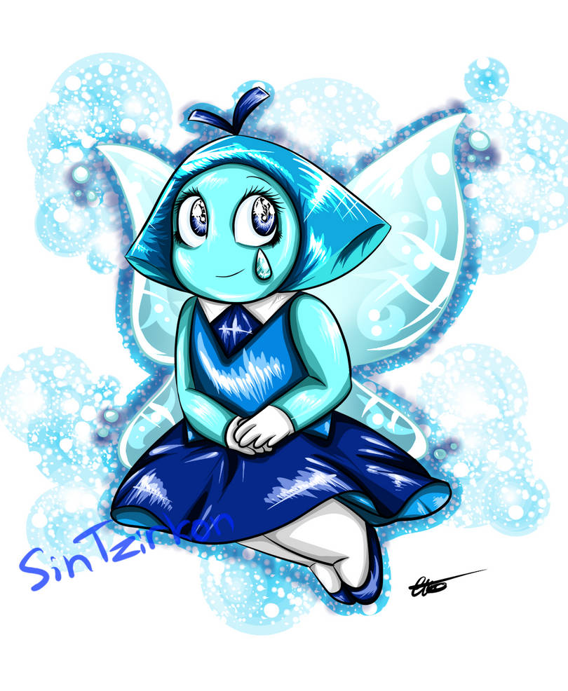 Little Aquamarine :3333 I GOT 200 FOLLOWERS IN SU AMINO! CONGRATULATIONS TO ME! :AWW: GUYS I AM SO HAPPY! AQUAMARINE IS SO CUTE TO DRAW X3333 Anyways hope you like it Time: 2 hours Program Used: Pa...