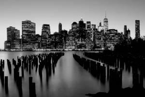 NYC Skyline by CarlosBecerra