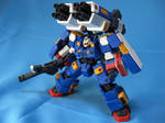 SRW R-2POWERD a plastic model by yasu69