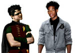 Marlon Wayans: Well, at least I got to meet Batman by StevenEly