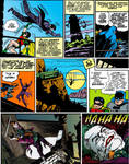 Batman's Attempts at Killing Off the Joker Part 2 by StevenEly
