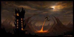 Dragon-Canyon by TobiasLanger