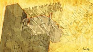 Narrow Blocks, Narrow Minds by mrgraphicsguy