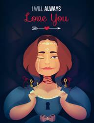 The key of love by Gariett