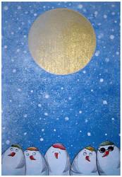snowbirds fashion statement? by Adnil