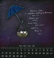 May flying felines by Adnil
