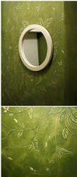 wall by Adnil